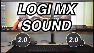 Logitech MX Sound REVIEW - Best use of $100?