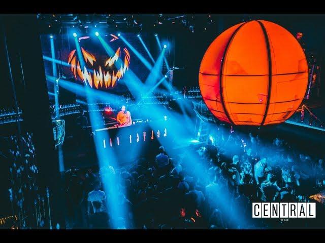 Electric Halloween 2017: Central The Club, Split, Croatia
