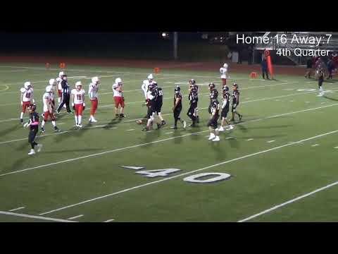 Granite Falls High School Football 10-11-2019