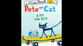 Pete the Cat A Pet for Pete by James Dean