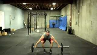 Muscle Snatch - How To Demonstration