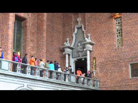 AIDA: Das prächtige Stockholmer Rathaus /Magnificent City Hall