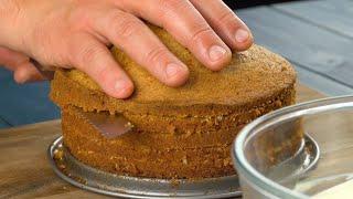 Вот зачем кондитер поджигает готовый торт. Секрет идеального десерта!