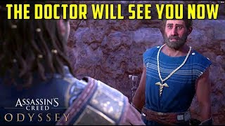The Doctor Will See You Now (Talk to Dymas & Bring Bone Forceps) - ASSASSIN'S CREED ODYSSEY
