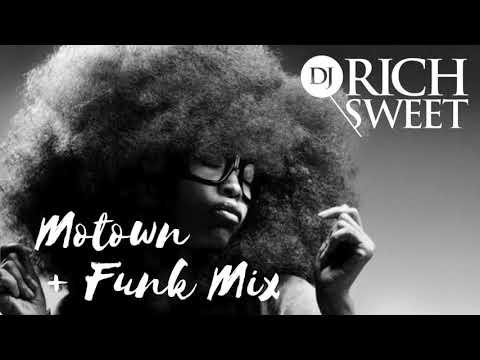 Motown & Funk Mix - Classic Soul and Funk