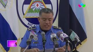 Comunicado de prensa de la Policía Nacional  #Canal4Noticias