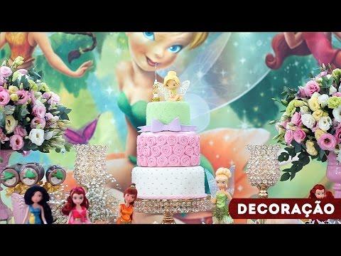 [Decoração] Tinker Bell