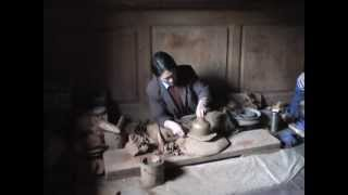 Fire and Earth - The Tibetan Blackware Pottery