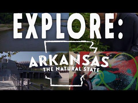 Exploring Arkansas: The Natural State (February 2019)