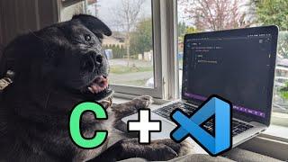 How to program in C using Visual Studio Code | Debugging, Intellisense, Linting TIPS
