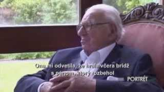 Nicholas Winton  interview part 1