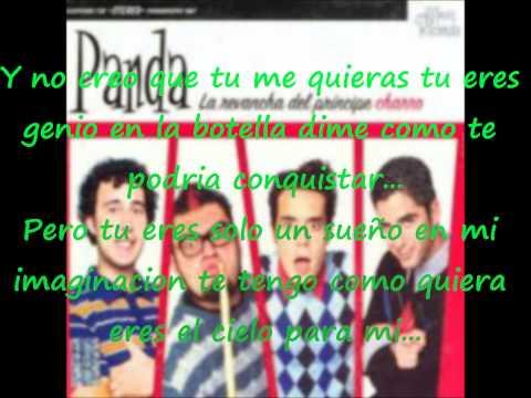 Christina - Panda - Letra mp3