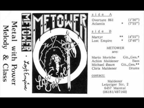 Metower(Ger)-Lost Empire(1987).wmv