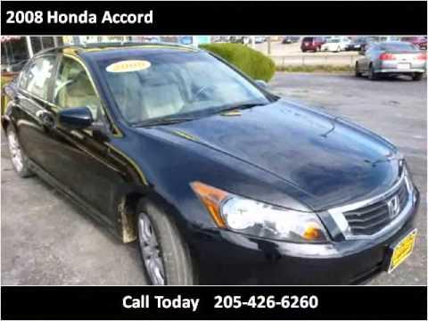 2008 Honda Accord Used Cars Birmingham, Montgomery, Alabama