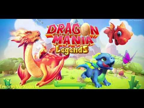 cách hack dragon mania legends tren may tinh - [Dragon Mania Legend] Hack food và gold ra toàn Gem