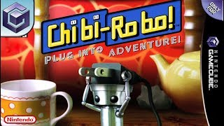 Longplay of Chibi-Robo!
