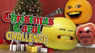 Annoying Orange - Christmas Carol Challenge