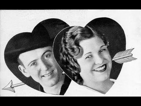 Red Foley and Judy Martin - Remember Me (When The Candlelights Are Gleaming) - (1950 ).