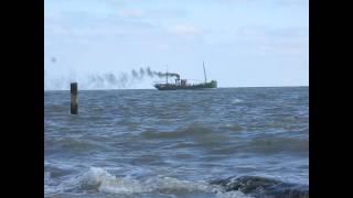 'LYDIA EVA' YH89 1930's Steam Drifter/ Netter/Trawler.
