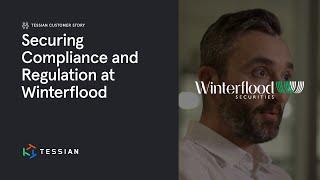 Tessian Case Study: Paul Regan, Head of Information Security, Winterflood
