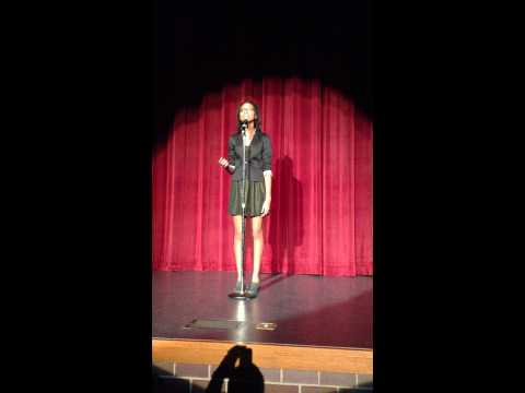 Creekside Middle School Talent Show