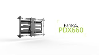 PDX660 TV Mount Overview | Kanto Mounts