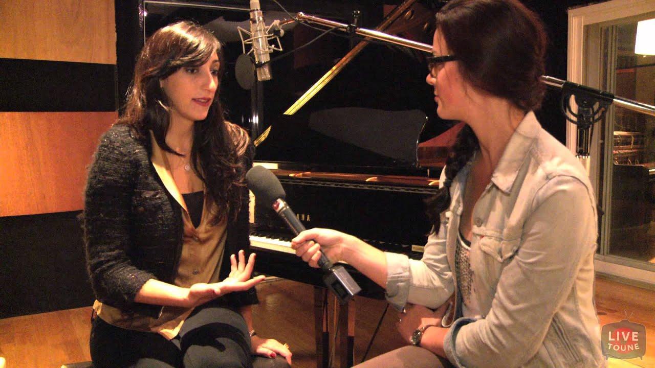 Florence K En Entrevue Pour La Sortie De Son Nouvel Album «i'm Leaving You»  [octobre 2013]