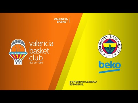 Valencia Basket - Fenerbahce Beko Istanbul Highlights | Turkish Airlines EuroLeague, RS Round 29