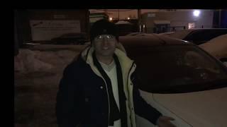 NISSAN ALMERA Ремонт переднего крыла и бампера  + ОТЗЫВ