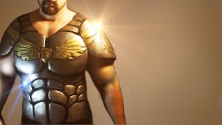 SUPERHERO armor tutorial