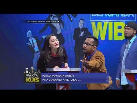 Cover Lagu Waktu Indonesia Bercanda - Kekompakan Bedu Dan Christie Julia Bermain Kata Misteri 3/4
