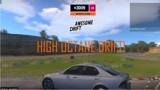 HIGH OCTANE DRIFT PC GAMEPLAY!