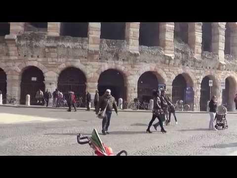 Verona - Italia / Italy (2013) - Part 1