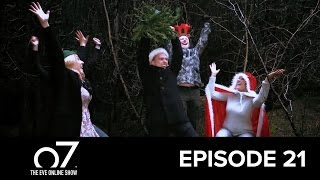 o7 the eve online show episode 21 christmas special