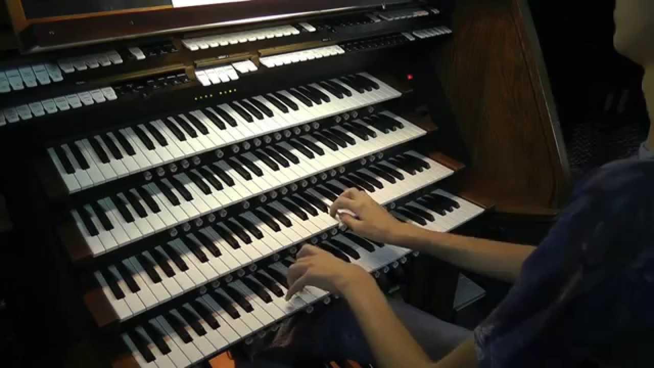 Prelude In Clic Style Pipe Organ Wedding Music