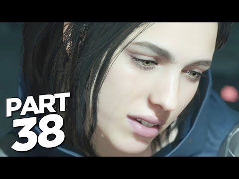 SURVIVING A BLIZZARD in DEATH STRANDING Walkthrough Gameplay Part 38 (FULL GAME)