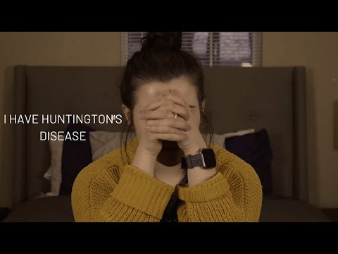 I Have Huntington's Disease...My Story