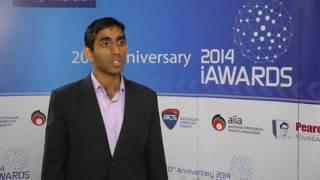 2014 SA iAwards (Industrial) Winner  - IPACS Australia