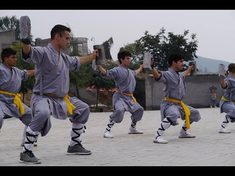 South Coast Martial Arts - China Training
