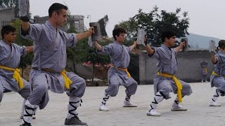South Coast Martial Arts - China Training