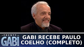 De Frente com Gabi - Paulo Coelho (09/08/1998)   SBT Vídeos