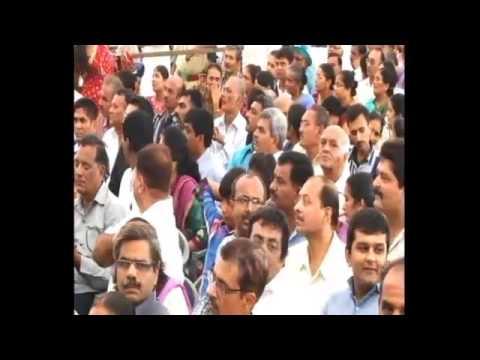Shri Narendra Modi inaugurates Kalapurnasuri Karunadhaam Animal Hospital, Bhuj