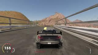 The Crew 2-Mercedes AMG C63 TC