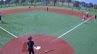 Tanner Right Field catch -vs Banditos - 2/18/2018
