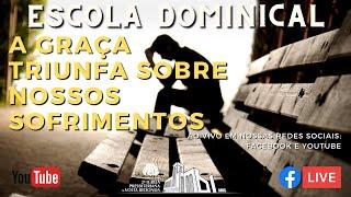 Escola Dominical - 13/12/2020