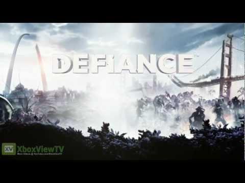 "DEFIANCE   GamesCom 2012 ""What Is A MMO-Shooter?"" Dev Diary (Deutsche Untertitel)   FULL HD"