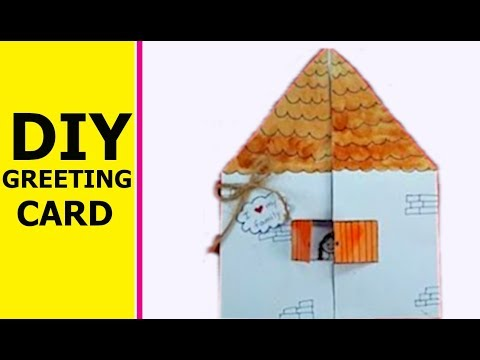 I love my family greetings card tutorial youtube m4hsunfo