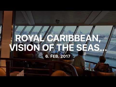 Royal Caribbean, Vision of the Seas