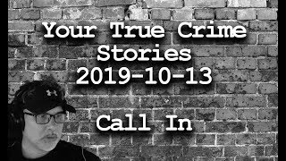 Your TRUE crime Personal Stories.