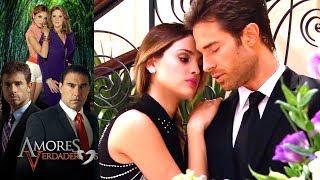 Amores Verdaderos: ¡Nikki intenta creer en Guzmán! | Escena - C62